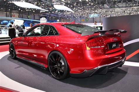Audi Abt Sportsline Gallery Top Speed