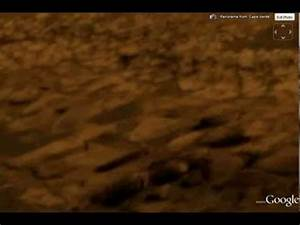 Mars rover finds active Alien craft, airport & service ...