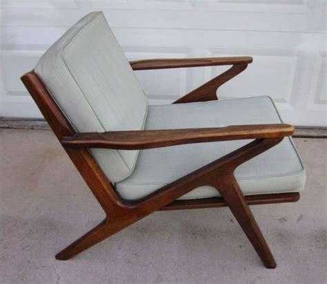 1960 s teak z chair mid century modern furniture