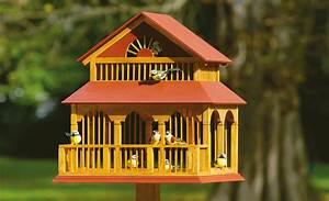 Vogelhaus Bauen Mit Kindern Anleitung : vogelhaus futterhaus nisthilfen ~ Watch28wear.com Haus und Dekorationen