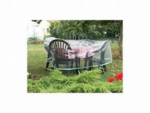 Housse Pour Table De Jardin : housse table ronde conomique ~ Teatrodelosmanantiales.com Idées de Décoration