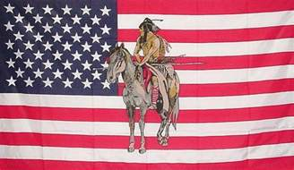 Native American Indian Flags