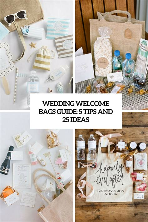 wedding  bags guide  tips   ideas