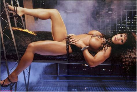 Chyna Nude Wrestling Steroids Porn And A Sex Tape 37