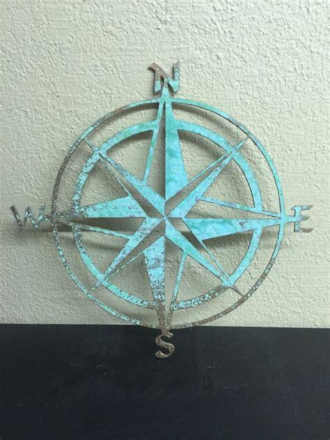 nautical compass saltwater art pirate decor fixer upper