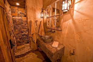 small but creative rustic bathroom rustic design pinterest