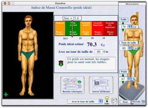 diondine pour surveiller votre poids et tout savoir sur