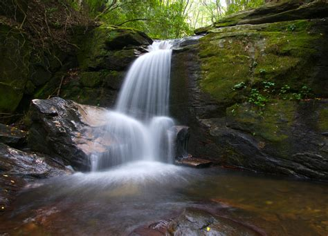 Georgia Waterfall  Long Exposure No Filters, No Pp Or