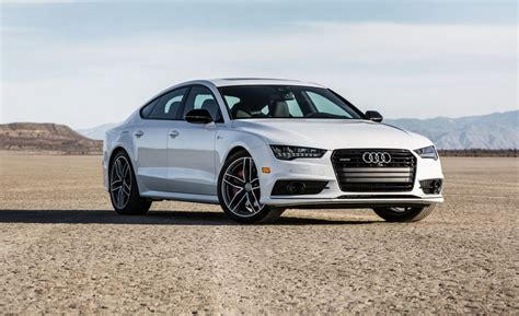 2018 Audi A7  Indepth Model Review  Car And Driver