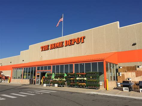 The Home Depot, Plaistow New Hampshire (nh