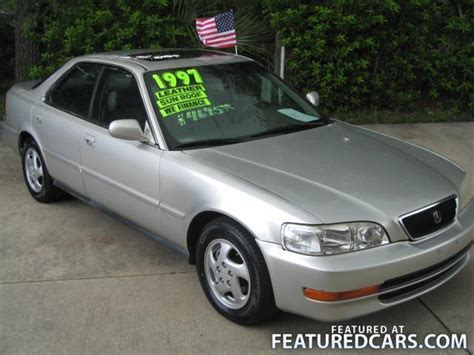 1997 Acura Tl by 1997 Acura Tl Information And Photos Momentcar