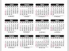 Baixar calendario 2018 2019 2018 Calendar Printable with