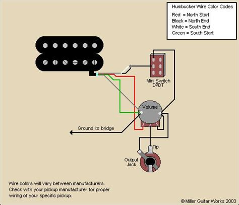 Best Images Coil Tap Dimarzio Wiring Diagrams