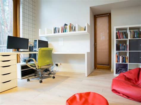 espace bureau dans salon créer un bureau dans un salon combien ça coûte
