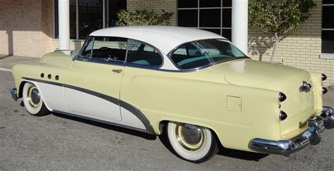 1953 BUICK SPECIAL COUPE retro hf wallpaper | 2176x1118 ...