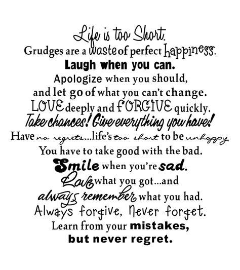 life   short quotes quotesgram