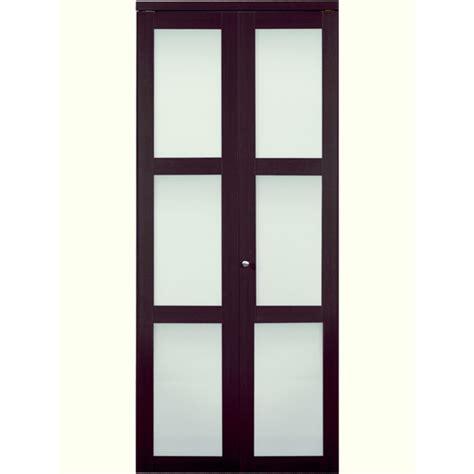 Frosted Glass Closet Doors by Reliabilt Reliabilt Mdf Bifold Door Hardware Included