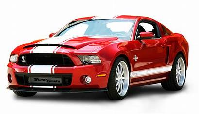 Mustang Ford Shelby Gt500 Sports Clipart Cars