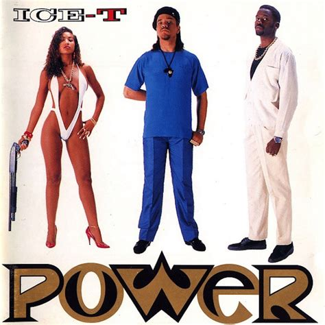 """Darlene Ortiz Reflects On Ice T """"Power"""" Album Cover 