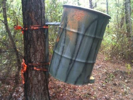 55 gallon drum deer feeder 55 gallon drum feeder in louisiana louisiana