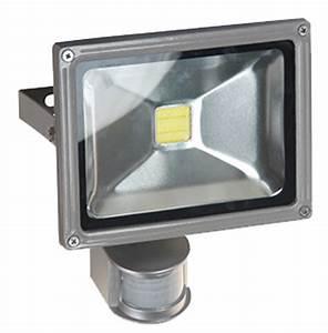 eclairage exterieur avec detecteur pas cher With carrelage adhesif salle de bain avec halogène led extérieur avec détecteur