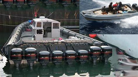 Fast Do Boats Go by Lanchas Rapidas De Las Drogas