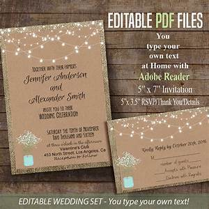 items similar to printable wedding invitation wedding With wedding invitation for self