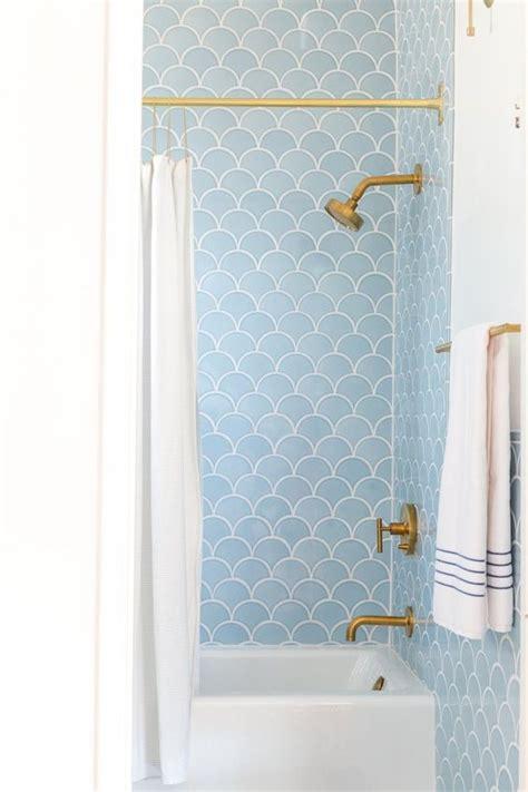light blue subway tile bathroom 12 stylish bathroom tile ideas