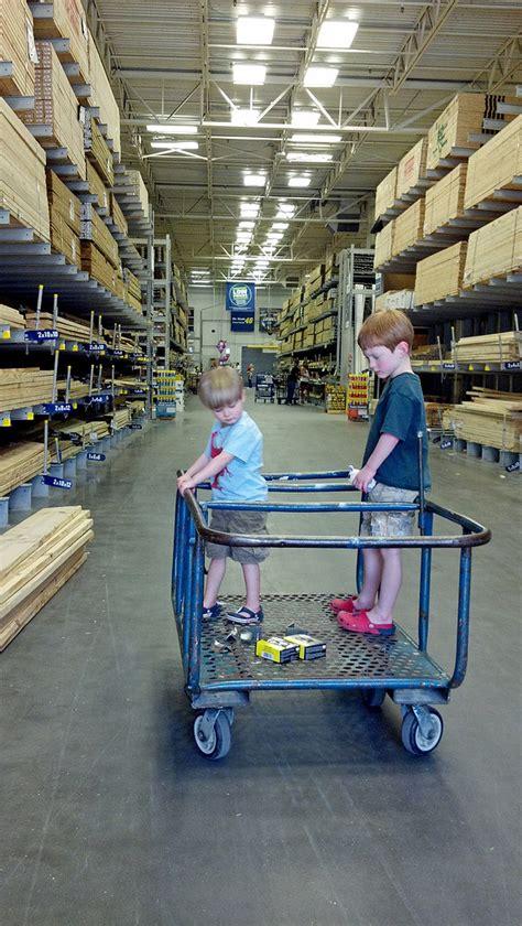favorite riding  lumber carts  lowes taylor