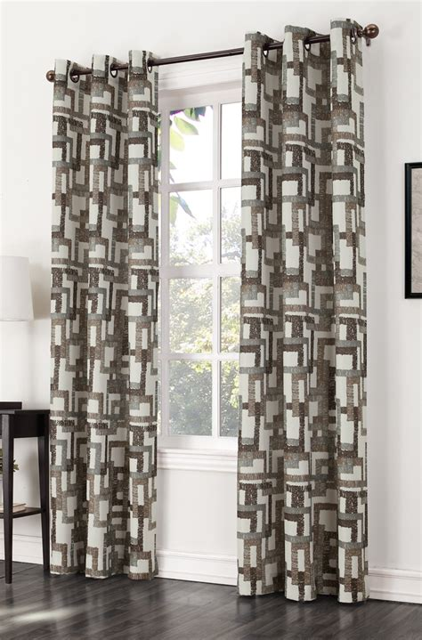 kaveri grommet curtain bronze licthenberg view all