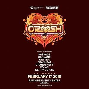 Crush Arizona Returns With Electronic Dance Music