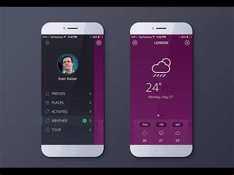 best mobile app ui design 2017 mobile app design trends 2017 app ui design
