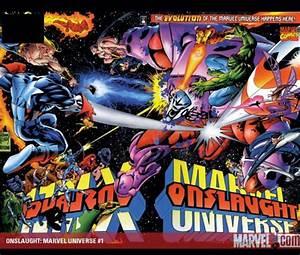 Onslaught: Marvel Universe (1996) #1 | Comics | Marvel.com