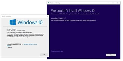 how to fix we couldn t install windows 10 error 0xc1900101