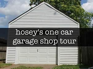 Garage Auto Tours : humble one car garage shop tour video by patrick woodworking community ~ Gottalentnigeria.com Avis de Voitures