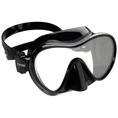 Cressi Dive Mask - cressi f1 frameless mask the scuba doctor dive shop