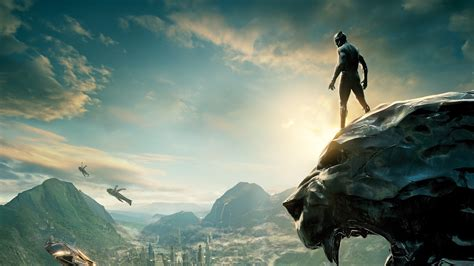 Black Panther 2018 4k Wallpapers  Hd Wallpapers  Id #21029