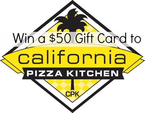 california pizza kitchen gift card giveaway