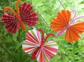 Fun Butterfly Craft