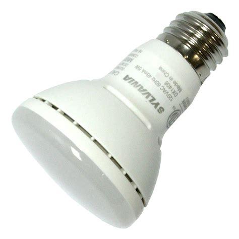 sylvania light bulb sylvania 79172 led7r20 dim ho 827 g4 r20 flood led light