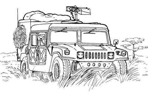 military hummer drawing ausmalbild hummer ausmalbilder kostenlos zum ausdrucken