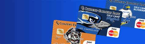 Click the credit card services link below to apply. CFB/Shazam Debit Card › Citizens-Farmers Bank