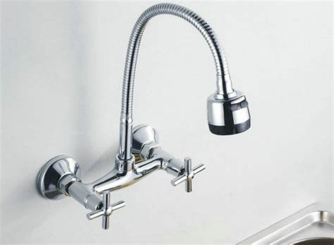choosing a kitchen faucet how to choose the best wall mount kitchen faucet kitchen