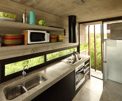 concrete kitchen design 15 stylish kitchen designs with concrete counter highlights 2426