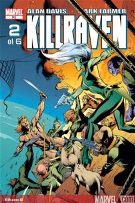 Killraven (2002) #2   Comic Issues   Marvel