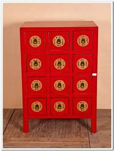 Meuble Chinois Rouge : la tendance des meubles chinois meubles ~ Teatrodelosmanantiales.com Idées de Décoration