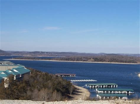 vrbo table rock lake lake front condo for rent walk right out the back door