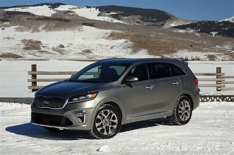 2019 Kia Sorento First Drive A Subtly Better Crossover