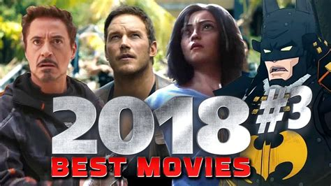 Best Upcoming 2018 Movies You Can't Miss Vol. #3