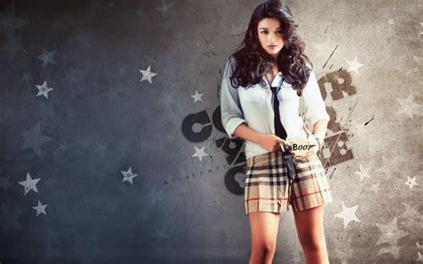 Fukrey Look Alia Bhatt Hot Hd Wallpapers